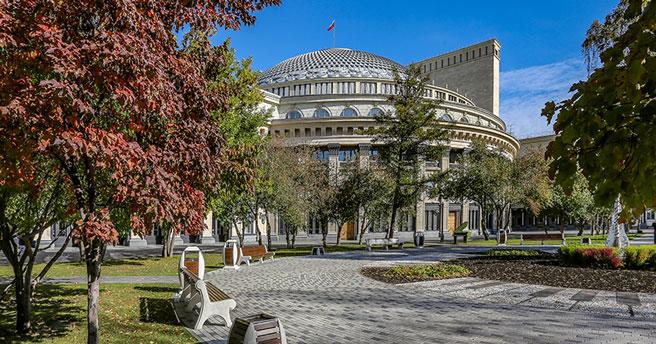 Новосибирская область получит 246 млн рублей на ремонт купола оперного театра