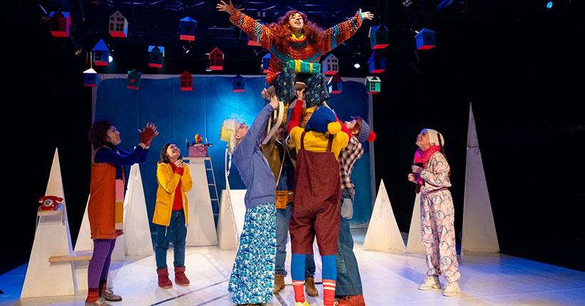 Новосибирский «Первый театр» получил несколько наград Всероссийского фестиваля и Национальной премии «Арлекин»