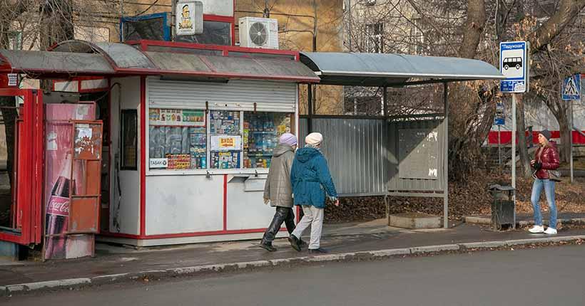 Мэр Анатолий Локоть: «Ситуацию с остановками общественного транспорта в городе радужной не назовёшь»
