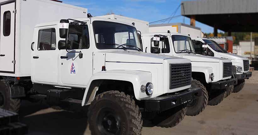 Новые автомобили выйдут на линию для устранения аварий на электронных сетях в Новосибирске