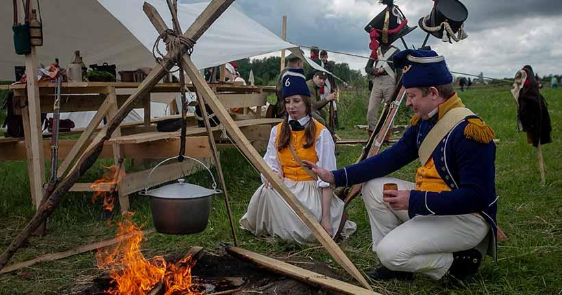 Фестиваля «Сибирский огонь. Память и слава» в этом году не будет