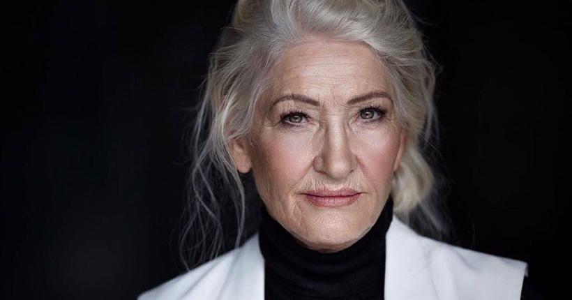 Пенсионерка из Новосибирска стала моделью в 70 лет