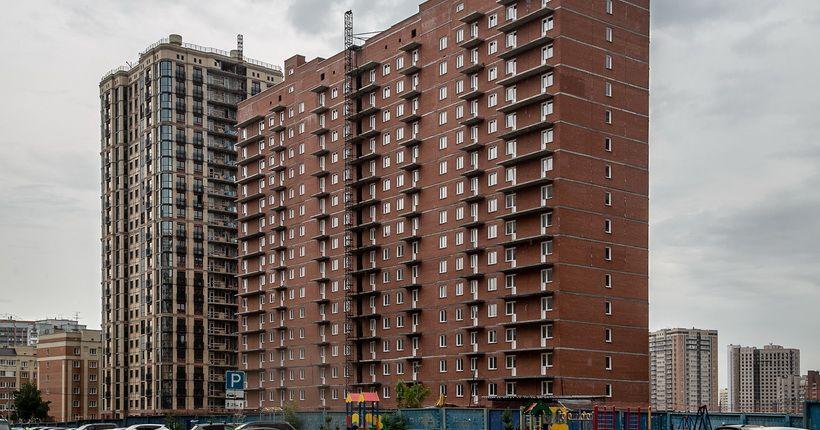 Миллиард рублей на достройку проблемных объектов получит Новосибирская область