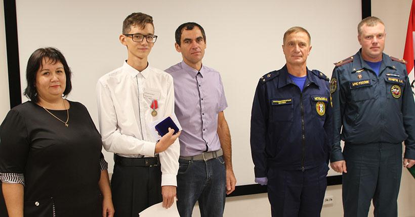 Подростки спасли из огня пятерых детей в Новосибирской области