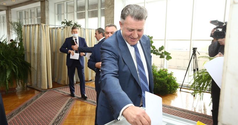 Депутаты новосибирского заксобрания выбрали спикера нового созыва