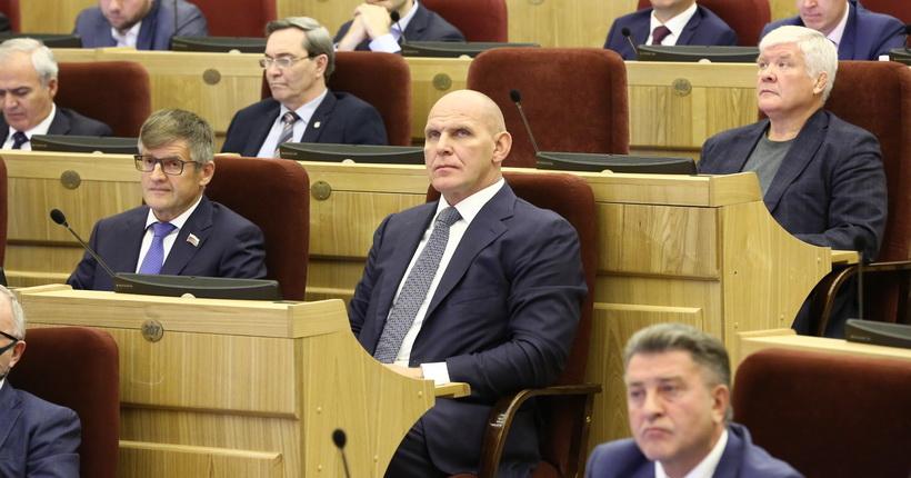 Депутаты новосибирского заксобрания определились с кандидатурой своего представителя в Совете Федерации