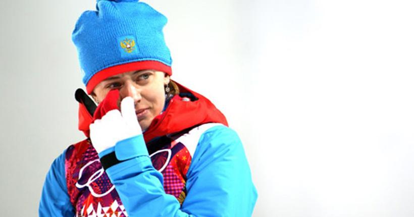 Новосибирскую биатлонистку оправдали после допингового скандала