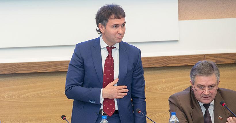 Дмитрий Асанцев сохранил пост председателя Совета депутатов города Новосибирска