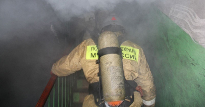 Втрое увеличилось количество пожаров в жилых домах в Новосибирской области