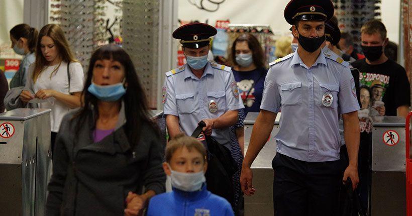 В «Сан Сити» и «Маяковском» нашли нарушителей ограничительных мер в период коронавируса