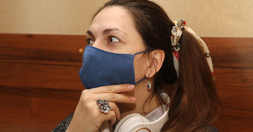 Масочный режим в Новосибирской области продлён ещё на месяц