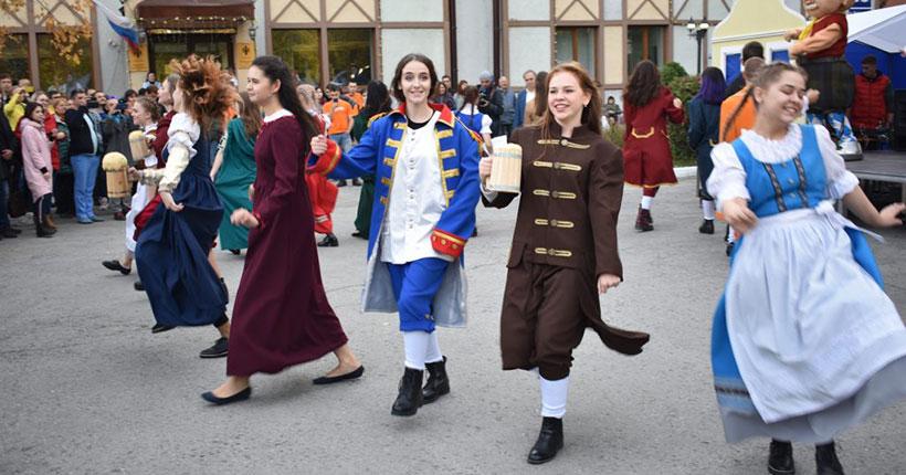 В Новосибирске пройдёт фестиваль, напоминающий по духу знаменитый на весь мир баварский праздник