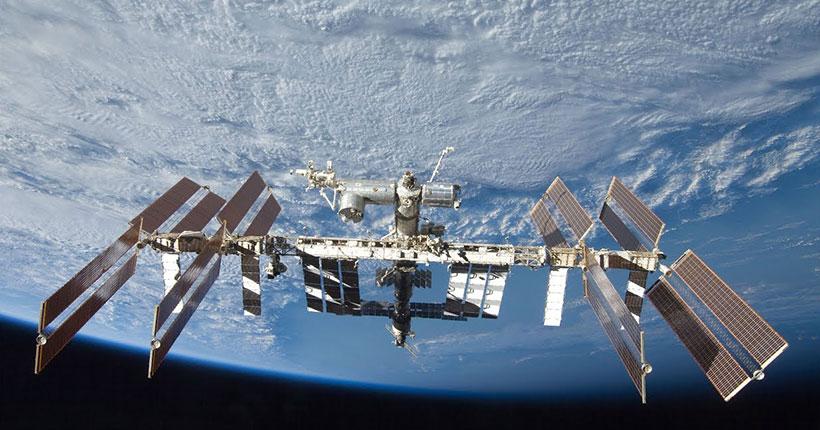 Над Новосибирской областью целую неделю можно наблюдать яркие пролёты МКС