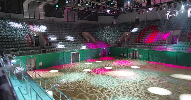 Определён один из дополнительных форматов использования новой волейбольной арены в Новосибирске
