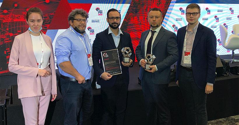 Новосибирская область стала лауреатом Национальной премии «РОСИНФРА 2019»