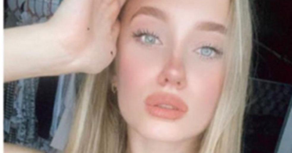 В Новосибирске разыскивают без вести пропавшую сероглазую девушку
