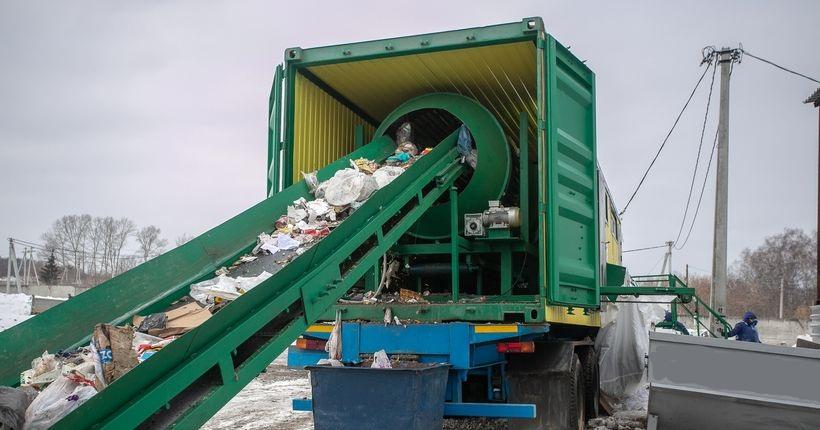 В Институте теплофизики СО РАН научили робота сортировать мусор