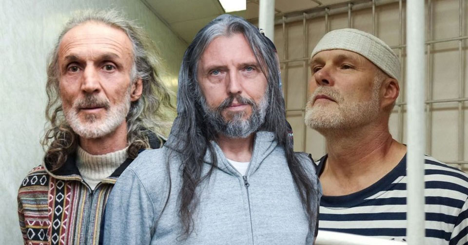 Подробности: в Новосибирске лже-Христа Виссариона арестовали на два месяца
