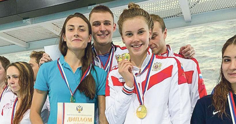 Новосибирские подводники вернулись из Санкт-Петербурга с 20 медалями