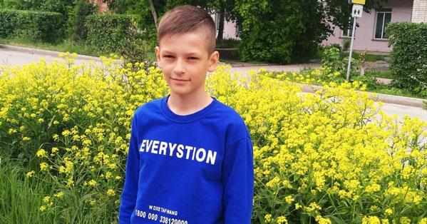 Данилу Лопухову из Новосибирска очень нужна наша помощь!