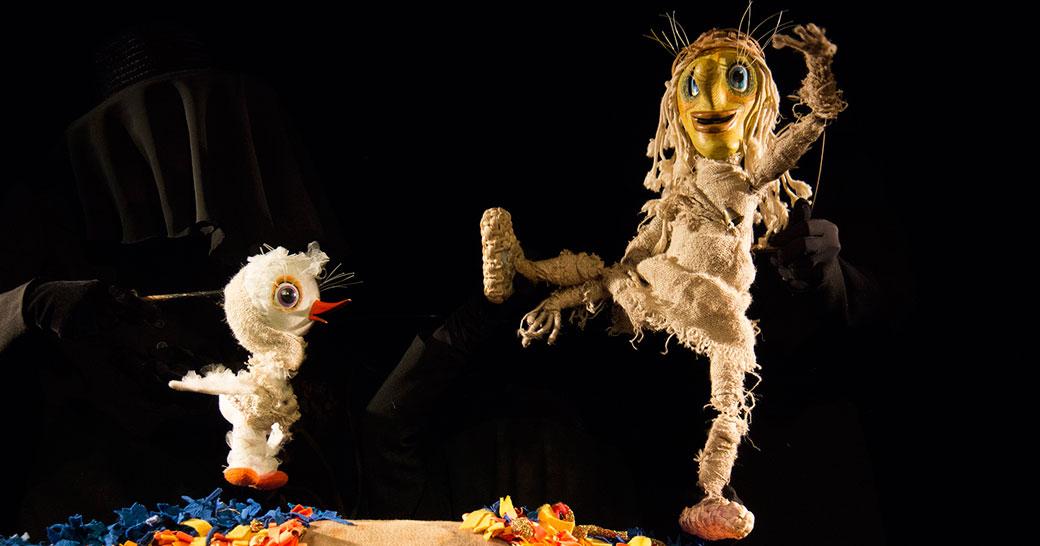 «Большие гастроли для детей и молодёжи»: в Новосибирске покажут спектакли  Ставропольского театра кукол