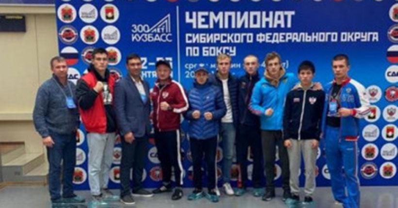 Новосибирские боксёры — лучшие в Сибири