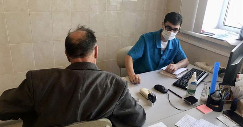 Врачи Новосибирского областного онкодиспансера проконсультировали жителей Доволенского и Ордынского районов