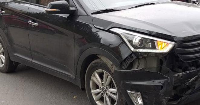 В Новосибирске во время столкновения автомобилей погиб пешеход
