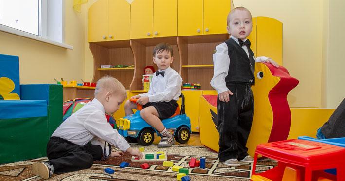 В течение 2020 года в Новосибирской области будет открыто 20 новых детских садов