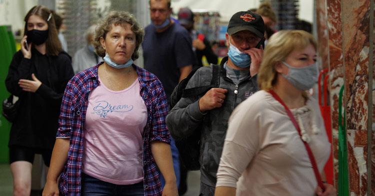 В Новосибирской области всерьёз взялись за нарушителей масочного режима