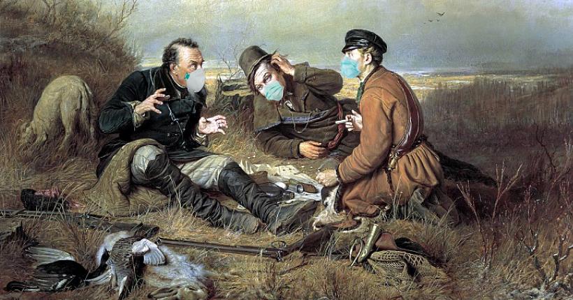 Лосей и косуль для охотников Новосибирской области распределят методом жеребьёвки