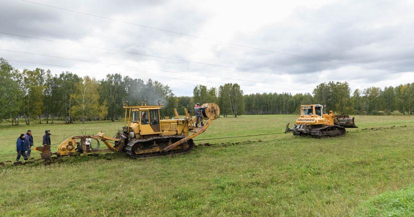 «Ростелеком» расширил оптическую сеть в коттеджных посёлках Новосибирской области