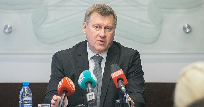 Анатолий Локоть прокомментировал слухи о намерении покинуть пост мэра Новосибирска