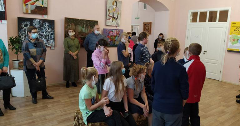 В Новосибирской области запущен проект мобильных выставок