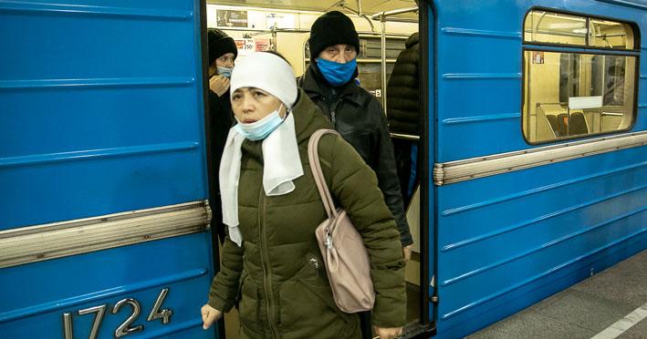 В Новосибирской области за сутки выявили 114 пациентов с COVID-19