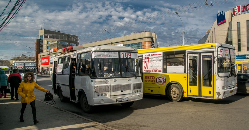 При перевозке пассажиров в Новосибирской области с 1 октября нужно применять онлайн-кассы