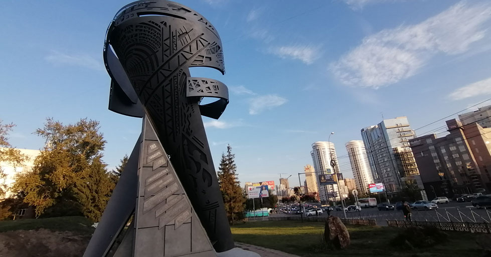 В Новосибирске у театра «Глобус» откроют памятник студенческим отрядам
