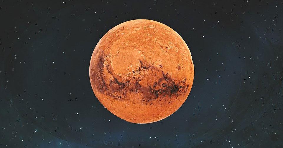 В Новосибирском планетарии сообщили, что пришло время наблюдать за Марсом
