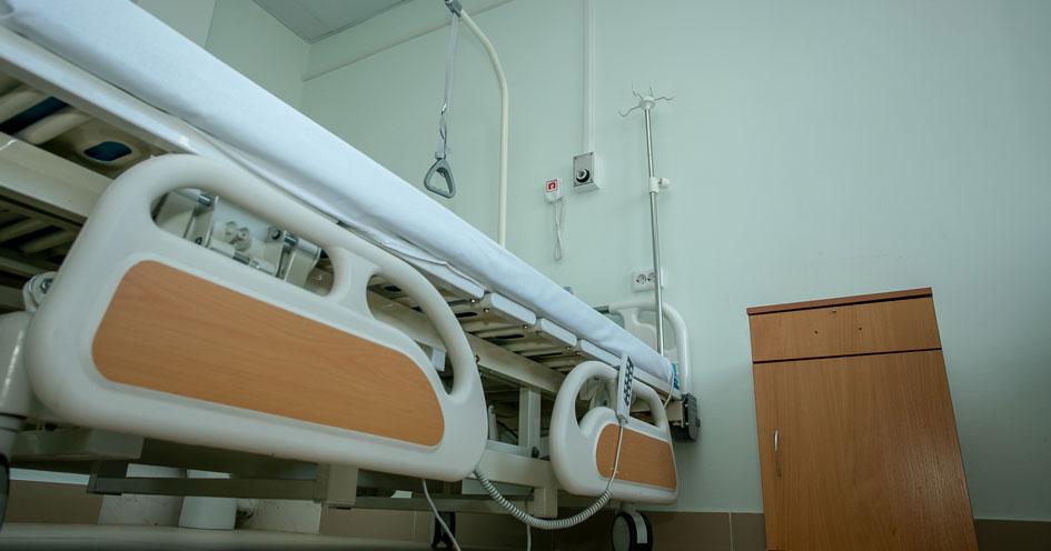 В Новосибирске на базе роддома №2 создан инфекционный госпиталь