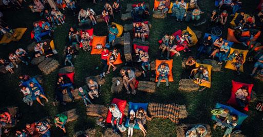 В Новосибирске пройдёт масштабный фестиваль уличного кино