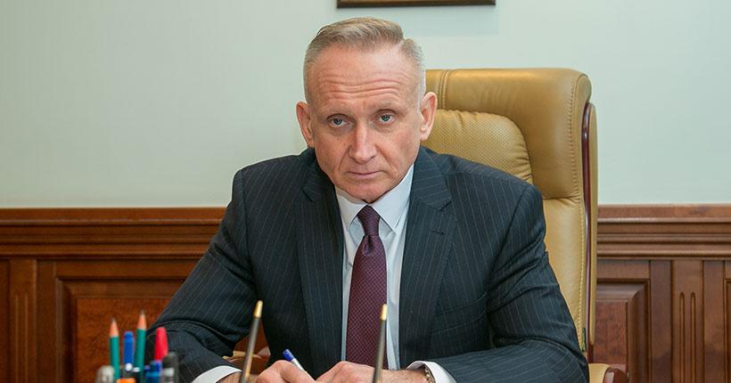 Владимир Путин наградил депутата заксобрания Новосибирской области орденом Александра Невского