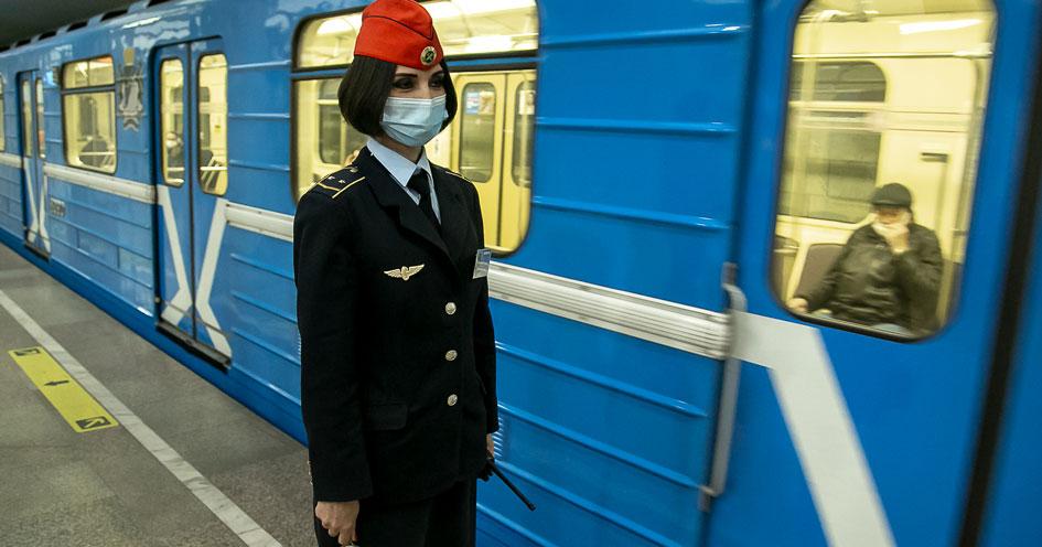 В Новосибирске на станции метро «Площадь Карла Маркса» откроются два новых входных павильона