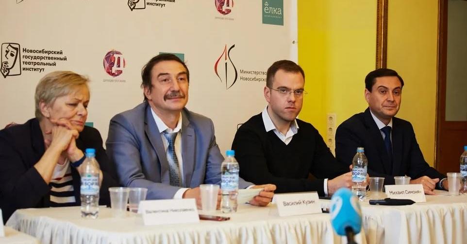 Педагоги знаменитой «Щуки» проводят мастер-классы  для студентов Новосибирского театрального института и других творческих вузов