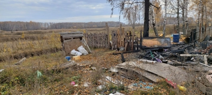 В Новосибирске задержали родителей погибших на пожаре троих детей