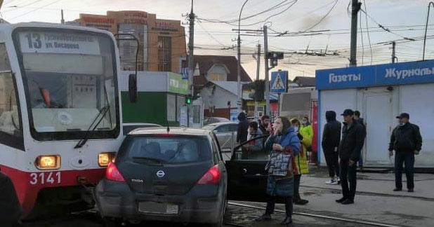 Новосибирский легендарный трамвай №13 нашёл очередную жертву