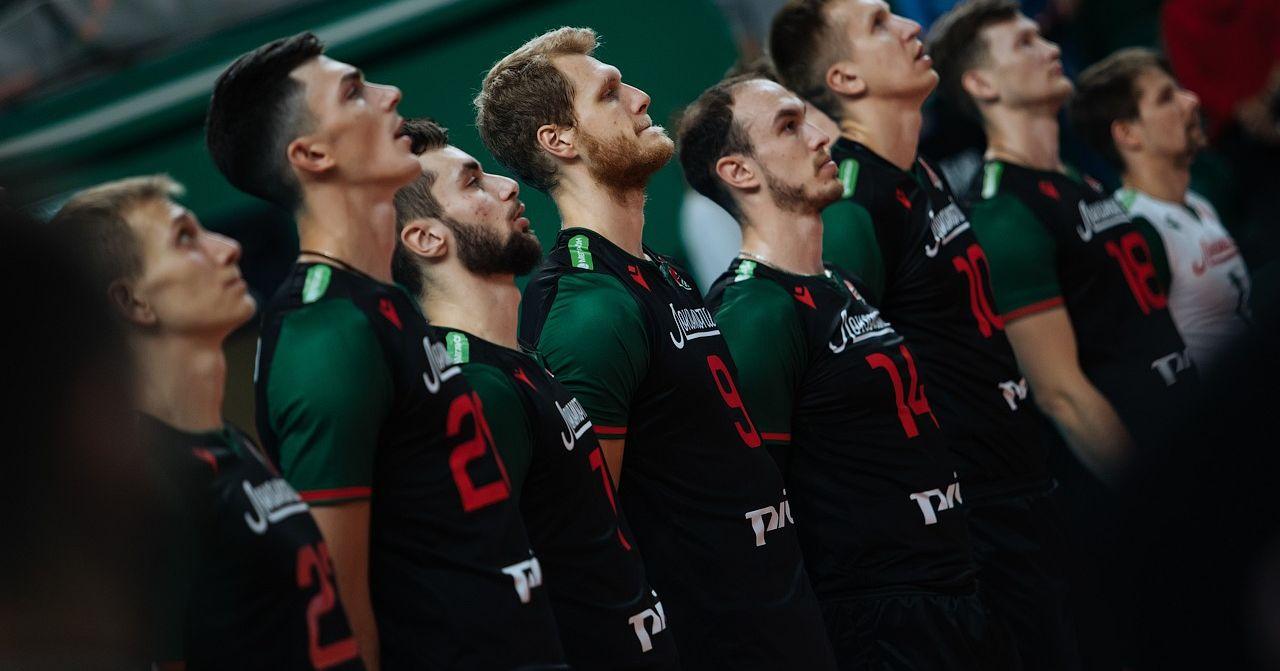 Новосибирский волейбольный «Локомотив» отстранили от игр из-за вируса