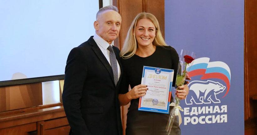 В Новосибирске наградили лучших воспитателей