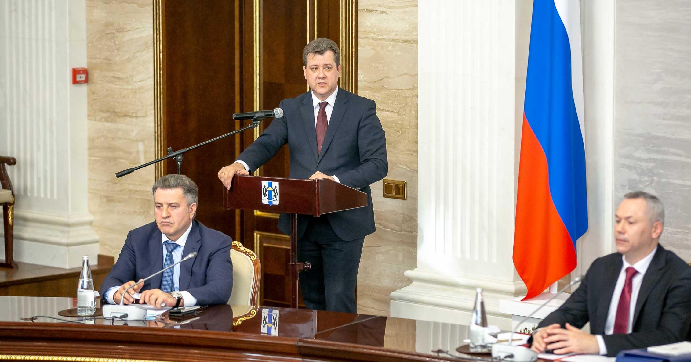 Бюджет Новосибирской области на 2021 год будет напряжённым и дефицитным