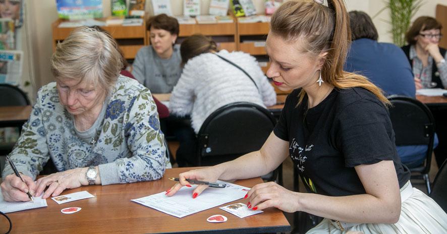Организаторы Тотального диктанта в Новосибирской области рассказали, что часть работ могла потеряться