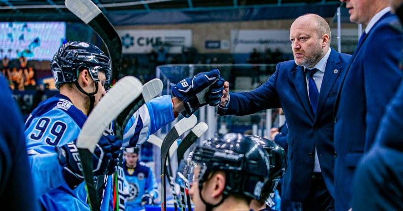 Новосибирская «Сибирь» победила второй раз подряд после серии поражений